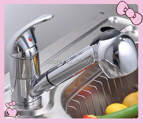 Kitchen sink taps hot cold Faucet torneira de cozinha pia kitchen faucet led faucet kitchen KF09