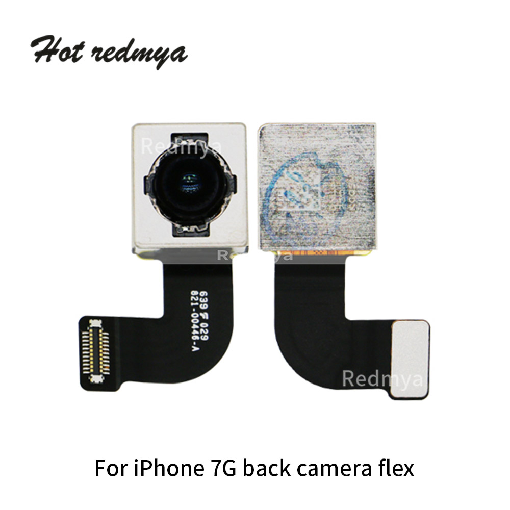 High Quality Rear Main Camera Flex Cable For iPhone 7G 4.7 Inch Back Big Camera Module Flex Cable Replacement Parts