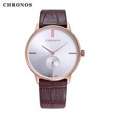 Часы наручные chronos ch03 для пар креативные водонепроницаемые