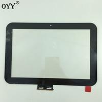 Digitalizador de pantalla táctil vidrio de sustitución con sensor para Toshiba Excite de AT10 AT10-A-104 AT10LE-A-108 AT10LE-A-107 69 10128 G02