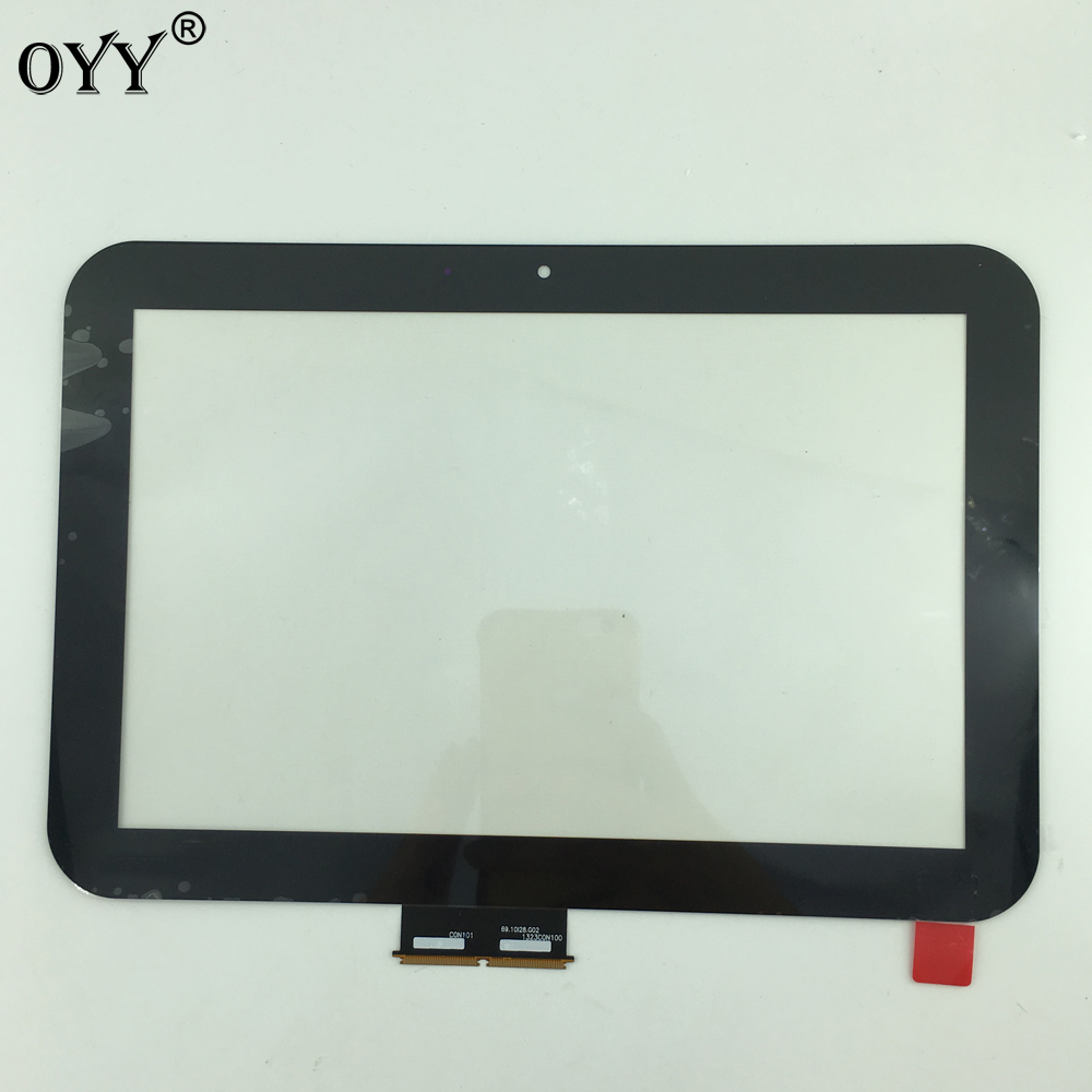 touch screen Digitizer Glass Sensor Replacement For Toshiba Excite Pad AT10 AT10-A-104 AT10LE-A-108 AT10LE-A-107 69.10128.G02 touch screen replacement module for nds lite