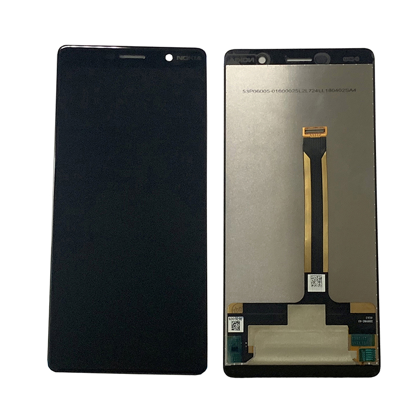 """6.0 """"Original Display for Nokia 7 Plus lcd 7 Plus touch screen display TA-1062 lcd digitizer replacement"""