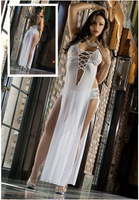 Free Shipping Newest Women S Sexy Lingerie Hot Long Dress Sleepwear Sexy Underwear Erotic Lingerie Night