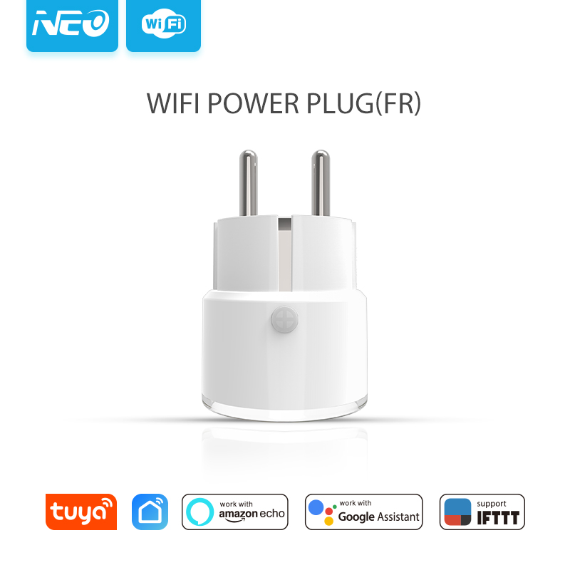 NEO NAS-WR07W WiFi RF Smart Plug Sensor Home Automation Alarm System Motion Alarm