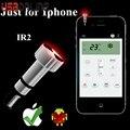 Мини Универсальный 3.5 мм Смарт ИК Пульт Дистанционного Управления Для iPhone iPad Смарт-Бытовая Техника Контроллер Для Кондиционер ТЕЛЕВИЗОР
