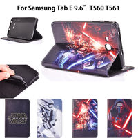 Tab E 9 6 Case 3D Science Fiction Movie Star Wars Case For Samsung Galaxy Tab