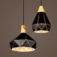 Pendant Lights, Modern Lighting Lamps, Diamond Shape Starry Metal Modern Lamp for Kitchen Island Dinning Living Room Decoration