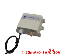 0 5V 0 10V 4 20mA Collection Temperature And Humidity Transmitter High Precision IP65 Anti Rain