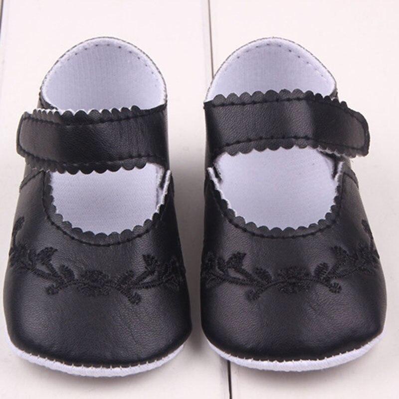 0-12 Mt Neugeborenes Baby Schuhe Prewalker Erste Wanderer Schöne - Babyschuhe - Foto 3