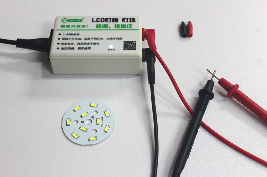 ФОТО  0-220V Smart-Fit Voltage Backlight Tester Tool for All Size LED LCD TV Laptop free shipping