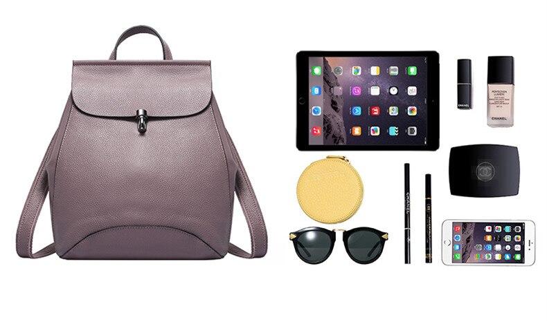 c8d718e83893 Wiliamganu Пояса из натуральной кожи рюкзак женщины kanken школьная сумка  для девочек-подростков крышка Повседневное рюкзаки женская мода Сумки на.