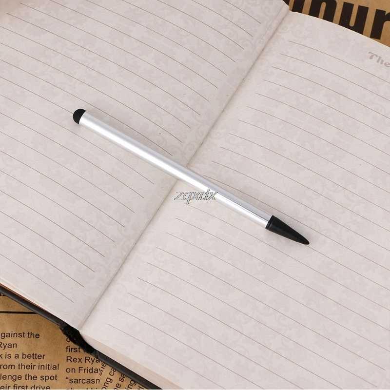ستايلس القلم ل هاتف تابلت 2 في 1 بالسعة و مقاوم شاشة تعمل باللمس ستايلس القلم ل فون باد هاتف تابلت Whosale و دروبشيب