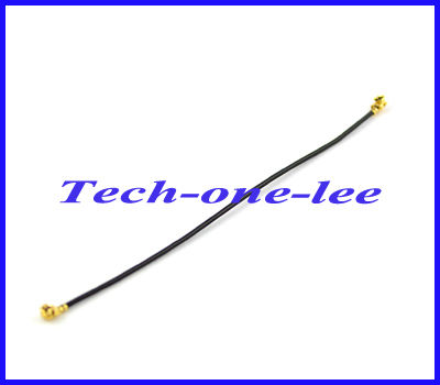 10 Pcs\lot IPX To IPX IPX / U.fl To  IPX/ U.fl Connector 10cm Pigtail Cable 1.13 Cable Free Shipping