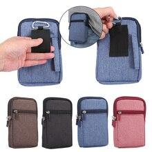 Многофункциональный Универсальный деним сотовый телефон сумка ремешках карман кошелек чехол для LG G3 D855 D850 D851 Чехлы для телефона