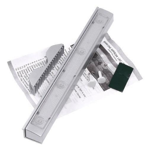 Lightinbox Shaking LED Sensor Motion Detector Drawer Saving Energy Light Lamp for Kitchen Silver