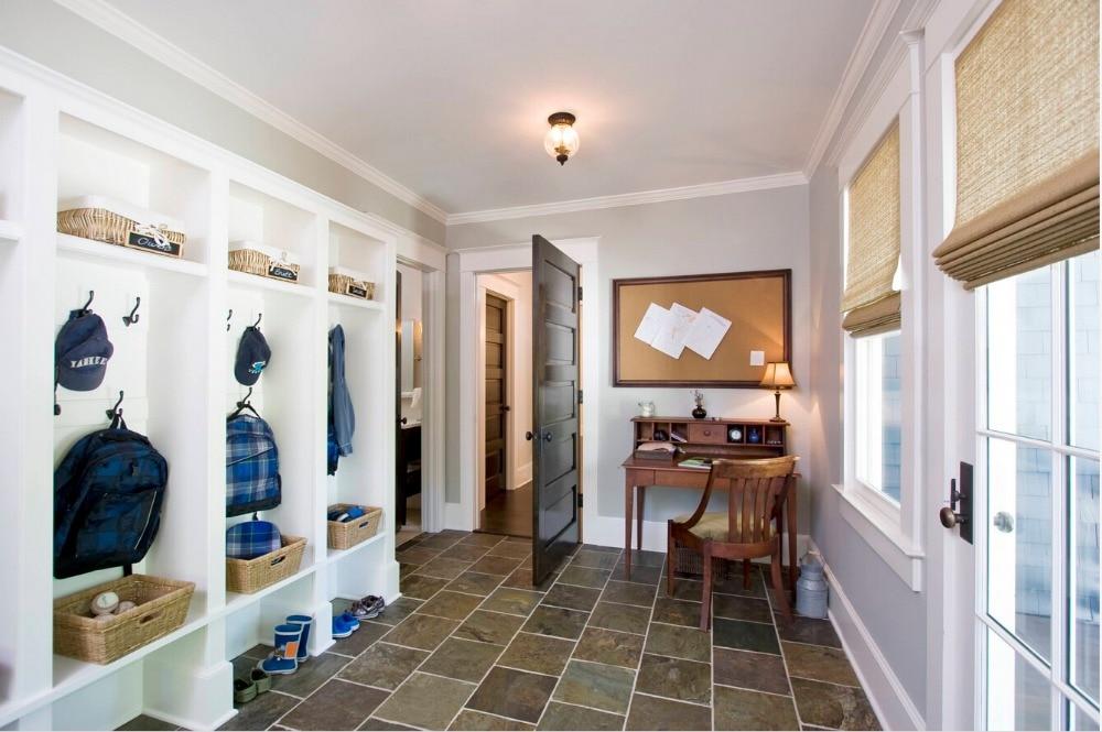2017 Hot Sales New Design 5-panel Highly Durable Solid Wood Doors Paint Grade Interior Wooden Door Entry Doors ID1606042