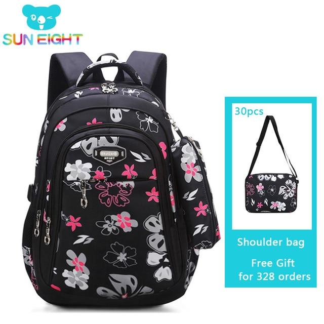 70b79bb266de Новый большой ёмкость молния черный/розовый школьные рюкзаки для девочек  бренд для женщин рюкзак дешевые