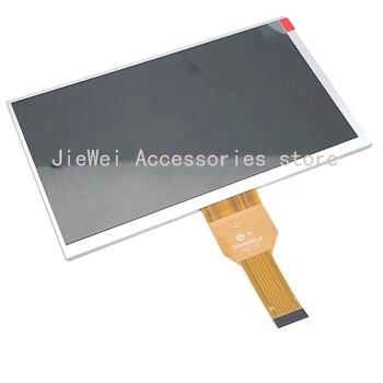 Бесплатная доставка, ЖК-дисплей, матрица, 7-дюймовый планшет SurfTab Wintrom 7,0, 1024x600, сменная панель ЖК-экрана, объектив, рамка
