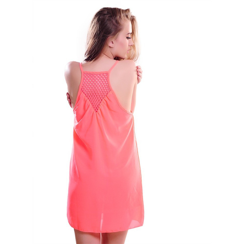 408a93237e Worldwide delivery women beach dress fluorescence female summer ...