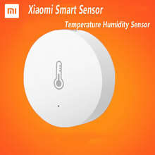2016 Hot Sell Xiaomi Smart Temperature and Humidity Sensor,Mi Smart Home Automation Intelligent Mini Sensor Work For Ios Android orignal xiaomi smart temperature and humidity sensor