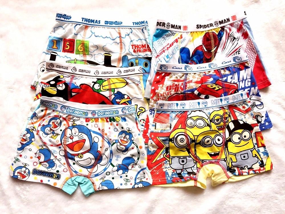 Popular Boys Cartoon Underwear-Buy Cheap Boys Cartoon Underwear ...
