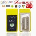 Nova Marca Viecar ELM327 V1.5 ELM 327 Bluetooth Scanner Mini Viecar Com Interruptor OBD2 Car Código de Diagnóstico Ferramenta de Suporte J1850