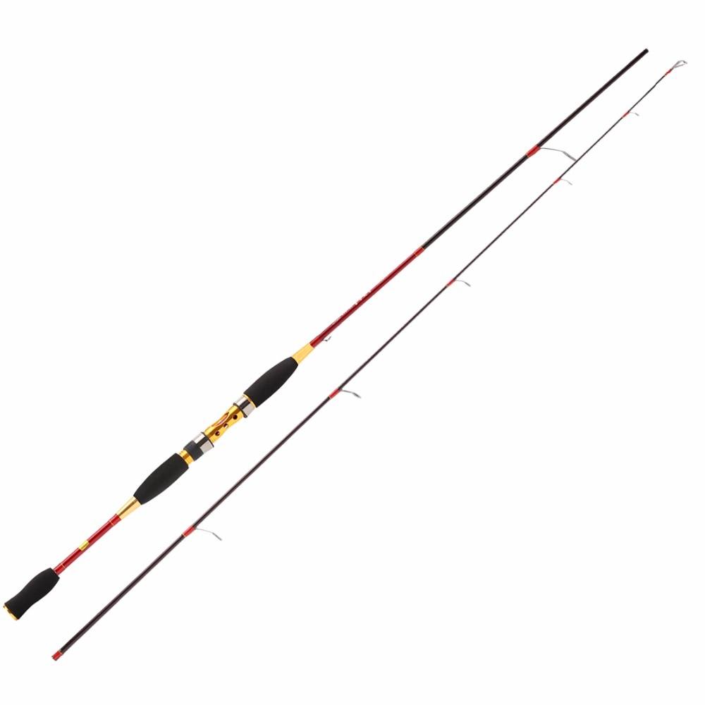 Seaknight dahezhiwu series high quality carbon fiber for Red fishing rod