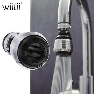 Image 1 - 360 dönen mutfak musluk memesi adaptörü banyo musluk aksesuarları filtre püskürtücüler musluk su tasarruf cihazı ev gereçleri