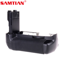 SAMTIAN Battery Grip Holder Work with LP-E6 Battery or 6 Items AA Batteries for Canon EOS 7D DSLR Camer