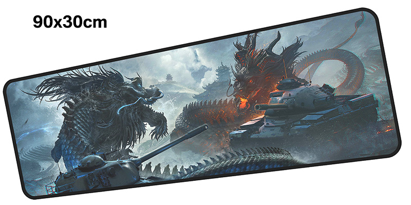 world of tanks mousepad gamer 900x300X3MM gaming mouse pad large Indie Pop notebook pc accessories laptop padmouse ergonomic mat