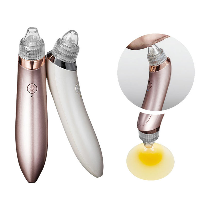Electric Mini Handheld Dead Skin Acne Vacuum Suction Blackhead Removal Face Lifting Skin Tightening Rejuvenation Beauty Machine in Face Skin Care Tools from Beauty Health