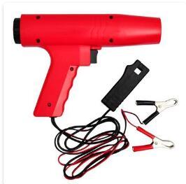 Lampe de lumière de synchronisation de xénon 12 V allumage stroboscopique pistolet Grip ZC-100 ampoule de xénon vérifiant la synchronisation d'allumage sur des véhicules à moteur
