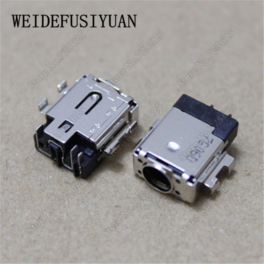 New DC Jack Power Charge Plug in Port Connector Socket for ASUS ZenBook Pro UX550VD UX550VE 1pcs dc power jack socket plug connector port for asus k53e k53s mother board new arrival wholesale