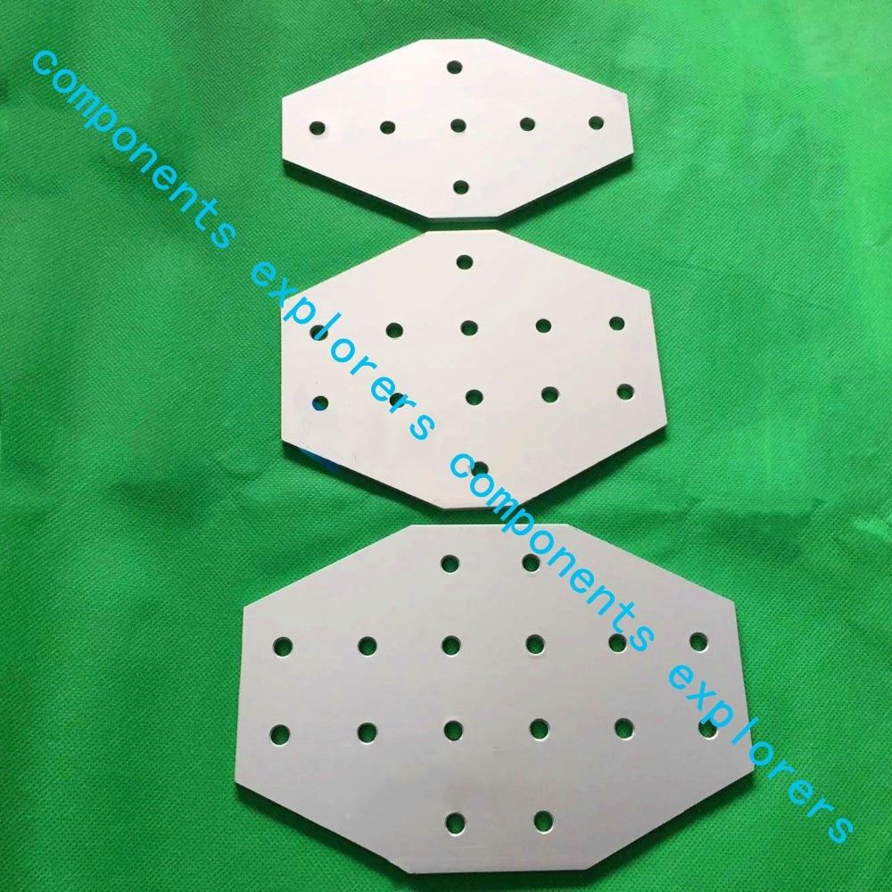 6060Cross-16-connection plate for reinforcement of profiles,10pcs/lot. пилочка для ногтей leslie store 10 4sides 10pcs lot