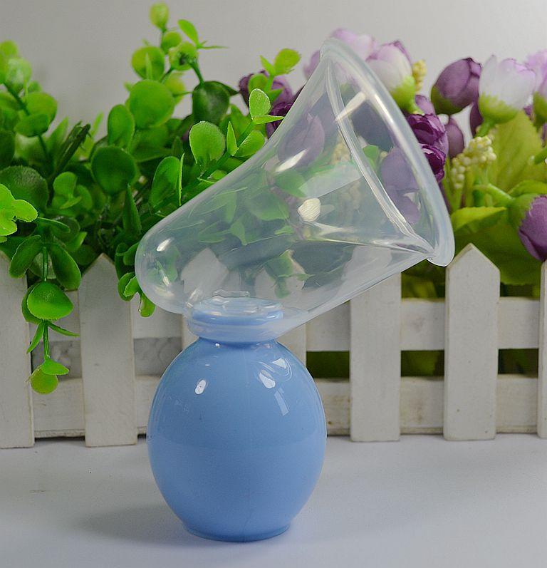 Pompe d'allaitement manuel lait PP sans BPA avec lait silicone bouteille mamelon fonction tire-lait