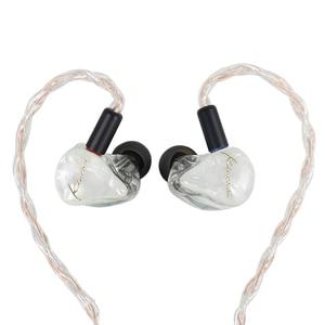 Image 2 - KINERA IDUN 2BA + 1DD ハイブリッドで耳イヤホンハイファイイヤホンモニターヘッドセットと 2Pin 取り外し可能なデタッチケーブル