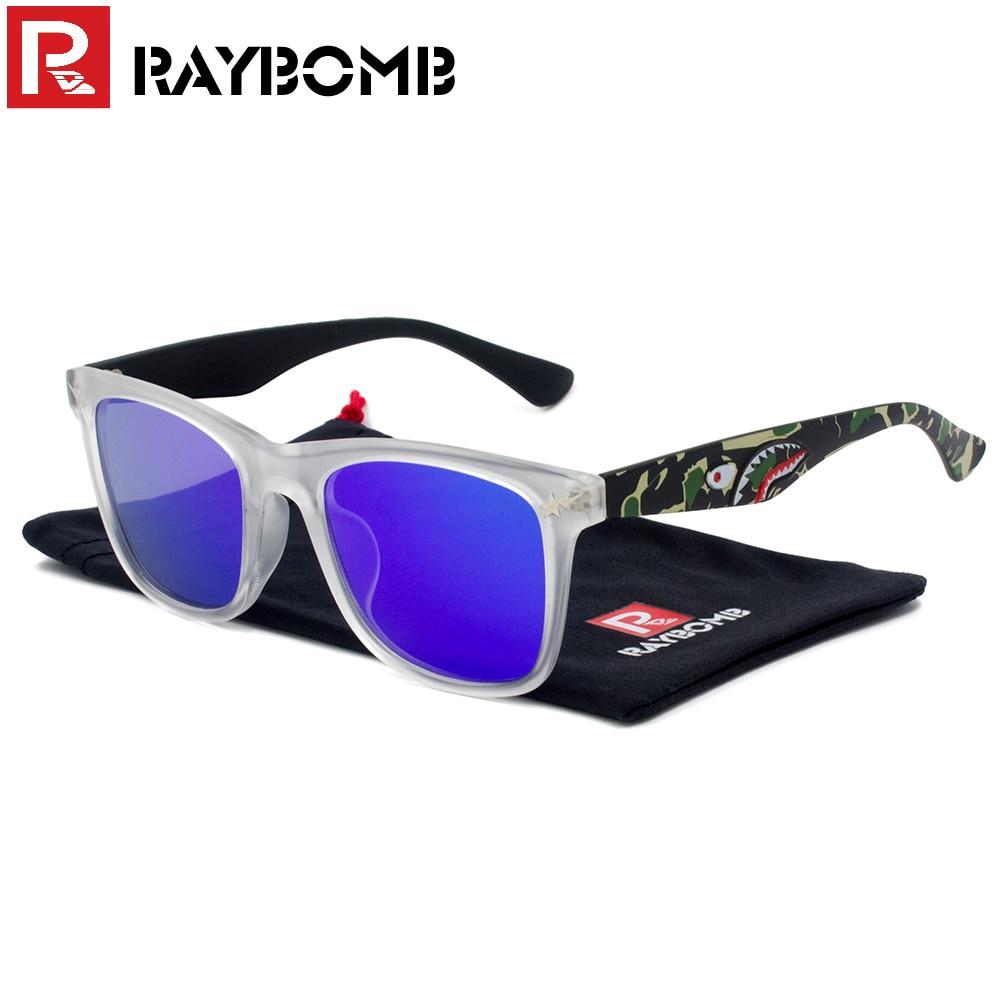 raybomb 2016 fashion glasses square sunglasses frame graffiti temple trend hip hop eyewear men. Black Bedroom Furniture Sets. Home Design Ideas