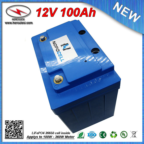 Lipo Electric Car Battery