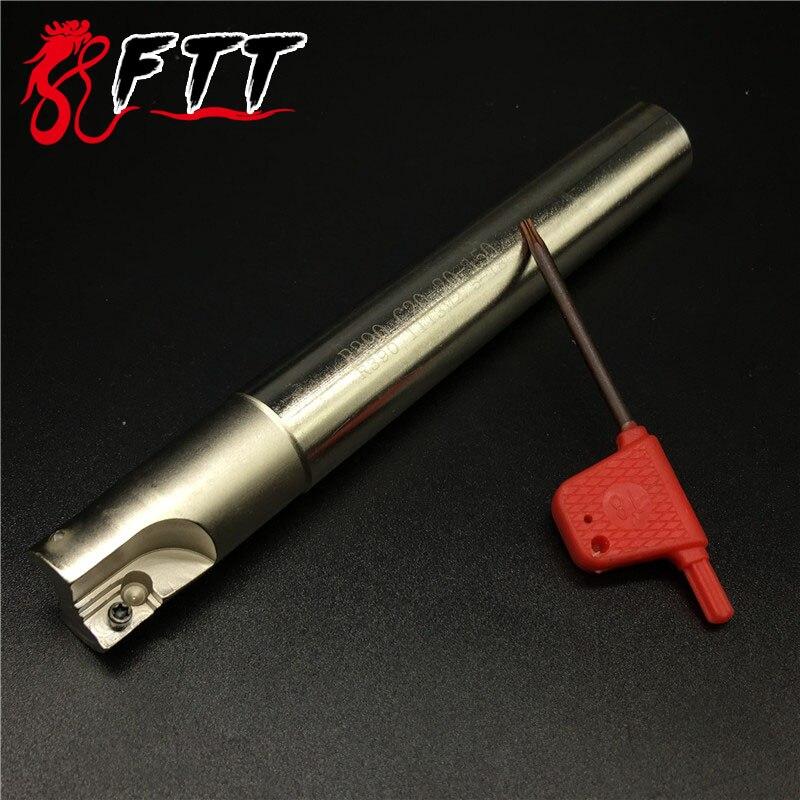 R390 C20 20 150  20mm 150Long Milling Cutter Holder R390 11T308 Roughing Pocket Sloot Plung Shoulder Copy milling