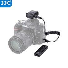 Nikon d810/d850/d700/f90/f100/d750d3200/d3300/d5000/d5100/d5500/df 용 jjc 카메라 433 mhz 셔터 릴리즈 무선 원격 제어