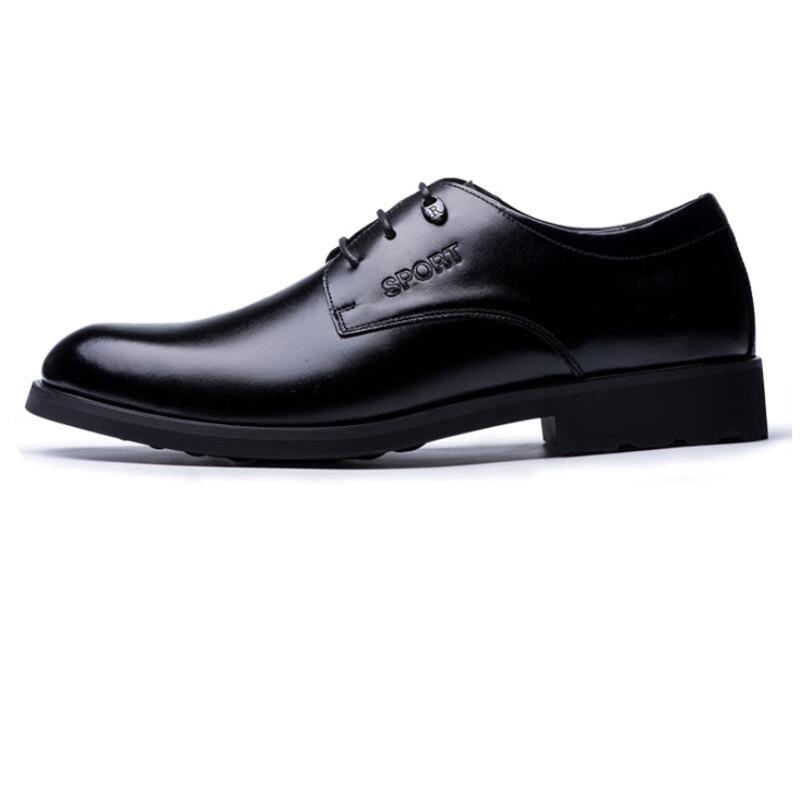 Couro Negócios Moda Formal Dos De Masculina 4 Schuhe Sapatos Herren Do Vestido Escritório Homens 3 Oxford 1 Para 2 nvqB5tYwx