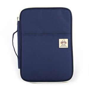 Image 4 - 防水 A4 ファイルオーガナイザーノートブックバッグ雑誌帳フォルダセットドキュメント男性の女性オフィスビジネスバッグ