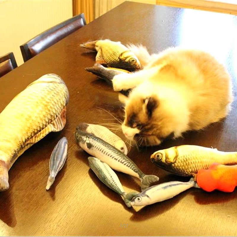 الإبداعية محاكاة الأسماك عقد وسادة القط وسادة لعبة وسادة الحيوانات الأليفة دمية koosin تشيس الوردي وسادة الزفاف الديكور