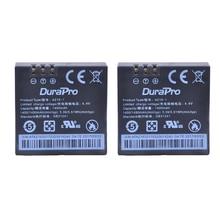 4pc 3.85v 1400mAH Xiaomi YI 4K Batteries AZ16-1 AZ16 Replacement Li-ion battery for Xiaoyi Action 2 Camera Rechargeable Battery