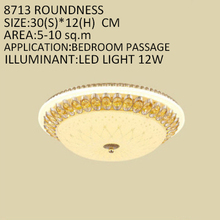 LED Modern Acryl Round glass lampshade Ceiling Lights Lighting Fixture Modern Lamp Living Room Bedroom Kitchen Surface Mount цена и фото