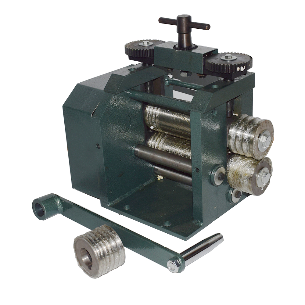 Large European Jewelry Rolling Mill Tabletting Machine Jewellery Tool and Equipment machine tool