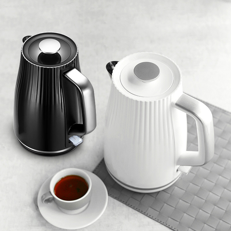 лучшая цена Electric kettle anti-ironing household stainless steel quick automatic power cut thermal insulation