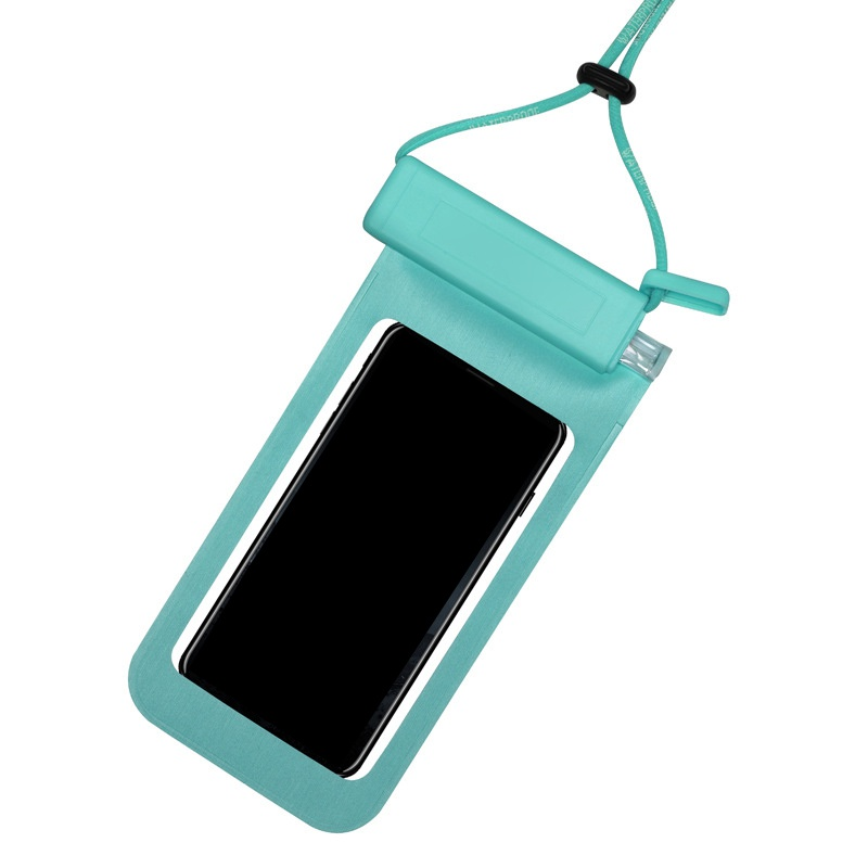 Swimming Bag Waterproof Phone Pouch Smartphone Sealed Pack Underwater Cell Phone Pouch Dry Bag Pool Beach Sea Diving Storage Bag