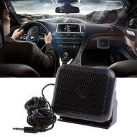 רכב נייד רדיו איכות גבוהה רכב נייד מיני רדיו רמקול חיצוני NSP100 עבור FT-7800R FT-1802M FT-2800M (2)
