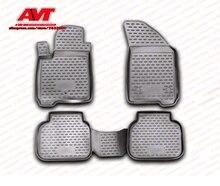 Коврики для Dodge Journey 2008-4 шт. Коврики Резиновые Нескользящие резиновые подкладке Тюнинг автомобилей аксессуары